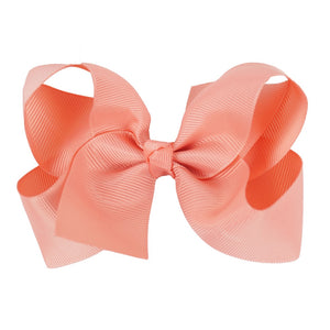 30 Pcs/lot Ribbon Hair Bow Classic