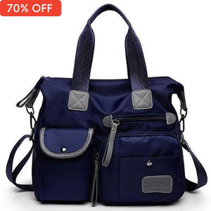 [70% OFF NOW] Large Capacity Multi-function Waterproof Oxford Shoulder Bag