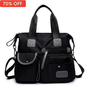 [70% OFF NOW] Multi-function Waterproof Large Capacity Oxford Shoulder Bag