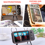 2 In 1 Retro Bluetooth Speaker & Mobile Phone Holder (BUY 2 FREE SHIPPING)