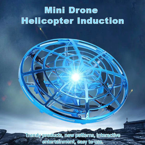 [50% OFF TODAY] Mini Drone Helicopter Induction