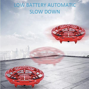 [50% OFF TODAY] Induction Mini Drone Helicopter