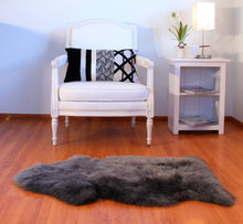 Load image into Gallery viewer, Single Piece Sheepskin Rug