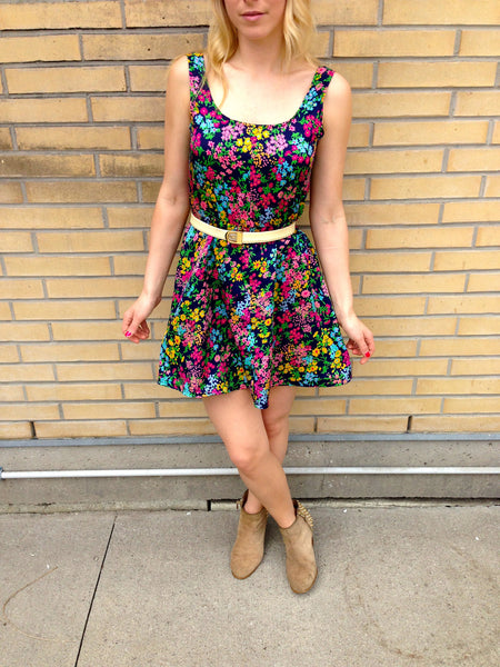 Floral Layla Dress