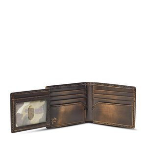 Deer Double ID Bifold Wallet