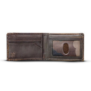 Deer ID Front Pocket Wallet