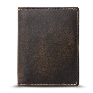 Slim Bifold Card Wallet