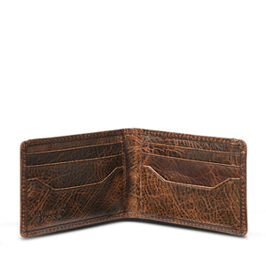 Deacon ID Bifold Front Pocket