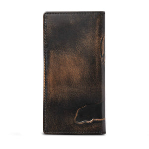 Deer Long Bifold Wallet