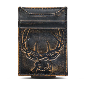 Deer Magnetic Front Pocket
