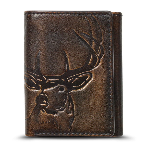 Deer Trifold