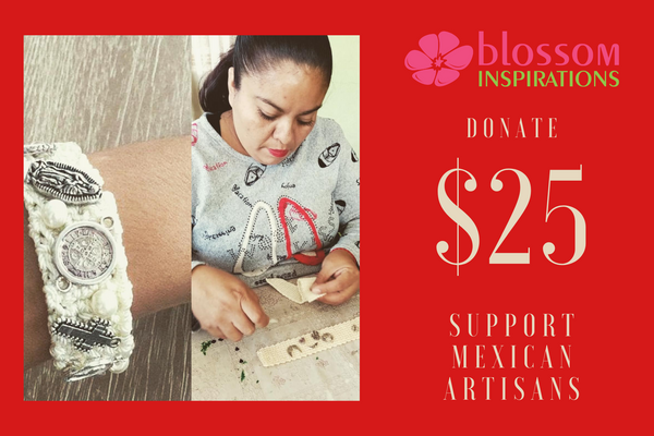 Support Artisans from Peru and Mexico