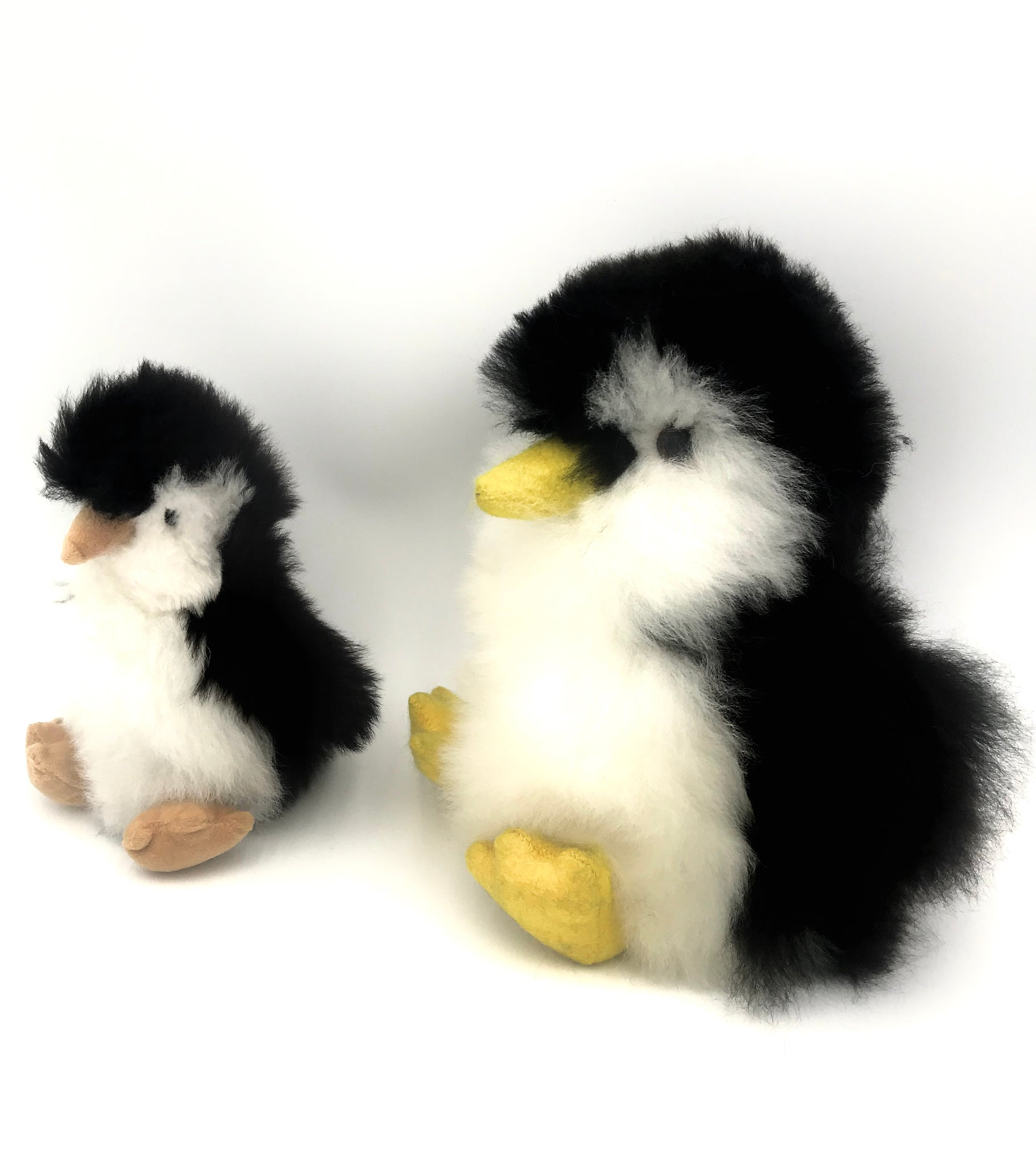 Handmade Alpaca Little Penguin Toy