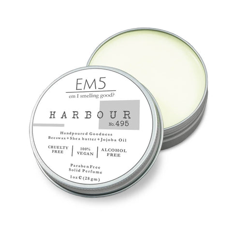 Em5's Harbour Solid Perfume, Inspired from Aventtuss by Creeeddd