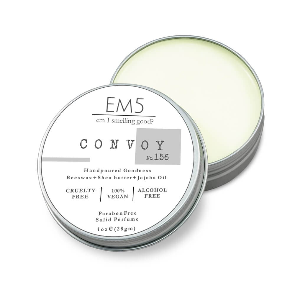 Em5's Convoy Solid Perfume for Men, Inspired from Acquuaa Dii Gioo Arrmaanii