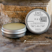Em5 Premium Solid Perfume Combo Set, Inspired from Bonndd Number 9 | Paccoo Rabbannee  | Channeell (Women) - Pack of 3 Solid perfume - 1oz (28 gm) each