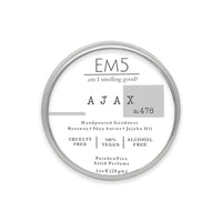 Em5's Ajax Solid Perfume, Inspired from Sttraightt to heavenn by Killian