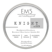 Em5 Premium Solid Perfume Combo Set for Men, Inspired from La 'Hommee Sportt | Thalliuumm| Kingg of Nigghht - Pack of 3 Solid perfume - 1oz (28 gm) each