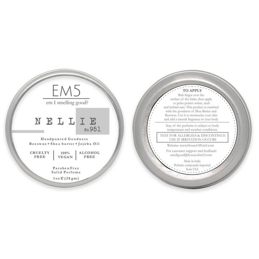 Em5's Nellie Solid Perfume for Women, Inspired from Sexyy Graffittii by Esscadaa