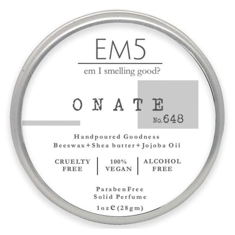 Em5 Premium Solid Perfume Combo Set, Inspired from Guccciii | L'Hommmee | Praaddaa  - Pack of 3, 1 oz (28 gm) each
