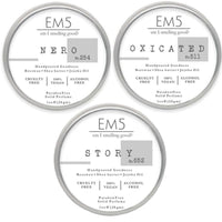 Em5 Luxury Solid Perfume Combo Set, Inspired Caffe Rosse | Inttoxiicatedd  | Onee Millionn Privve - Pack of 3 Solid perfume - 1oz (28 gm) each