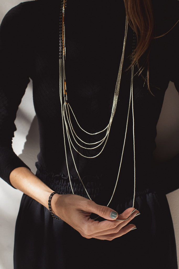 WS - Alluvial Ryn Necklace