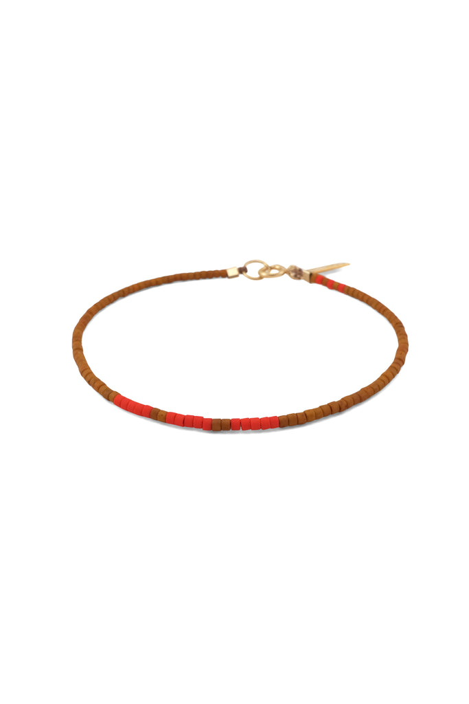Miramar Bracelet, Red - Archive