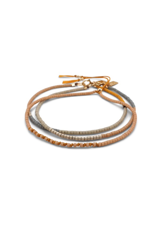 Tam Bracelets - Set of 3, Shore - Archive