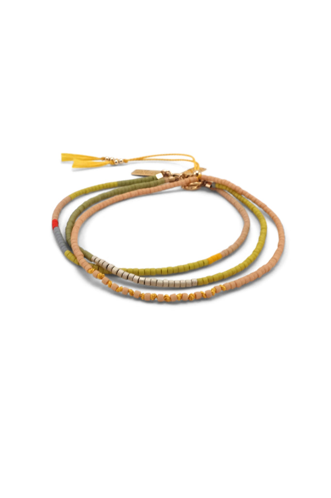 Tam Bracelets - Set of 3, Pasture - Archive