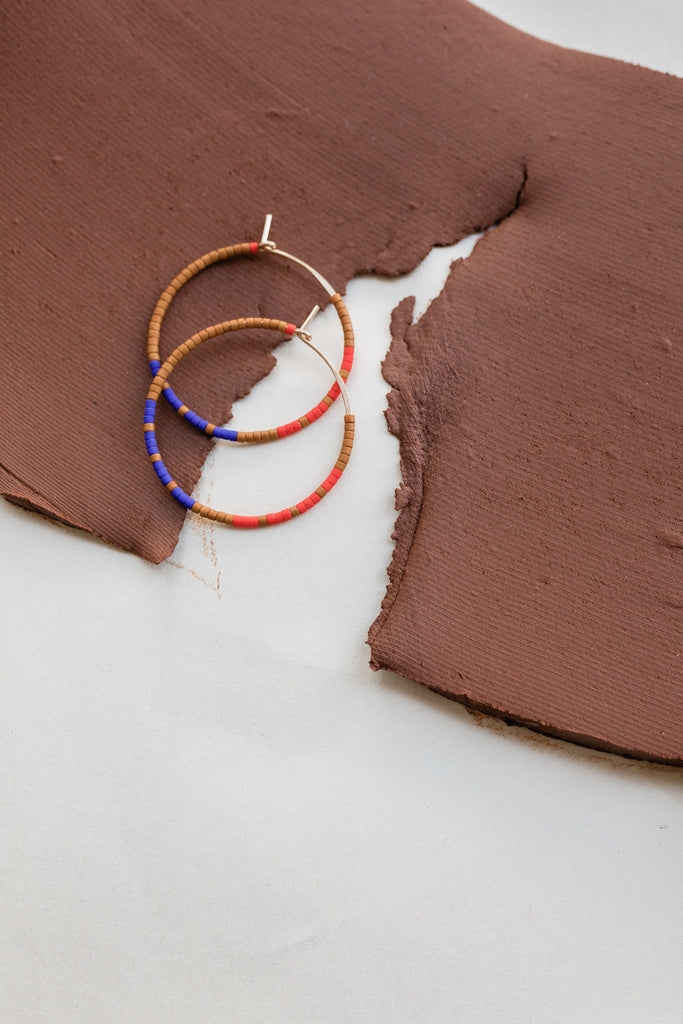 WS - Komo Earrings, Small
