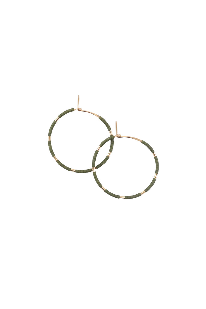 WS - Callisto Hoops, Palm