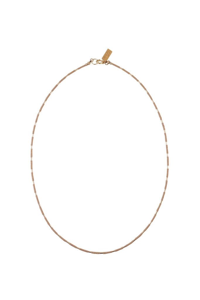 WS - Sao Necklace, Peach