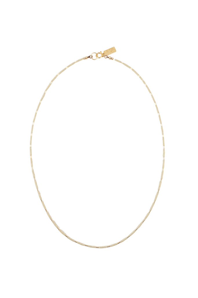 WS - Sao Necklace, Oyster