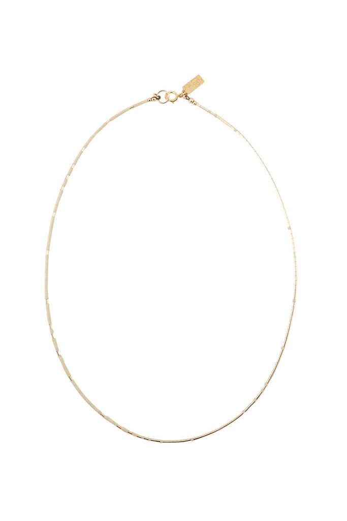 WS - Arche Necklace, Oyster