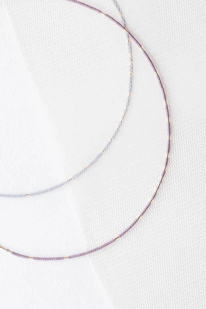 Arche Necklaces - Abacus Row Handmade Jewelry