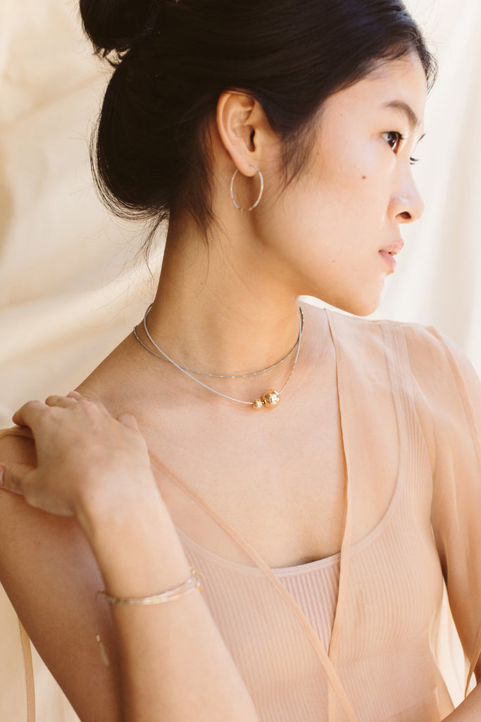 Selene Collection by Abacus Row Handmade Jewelry