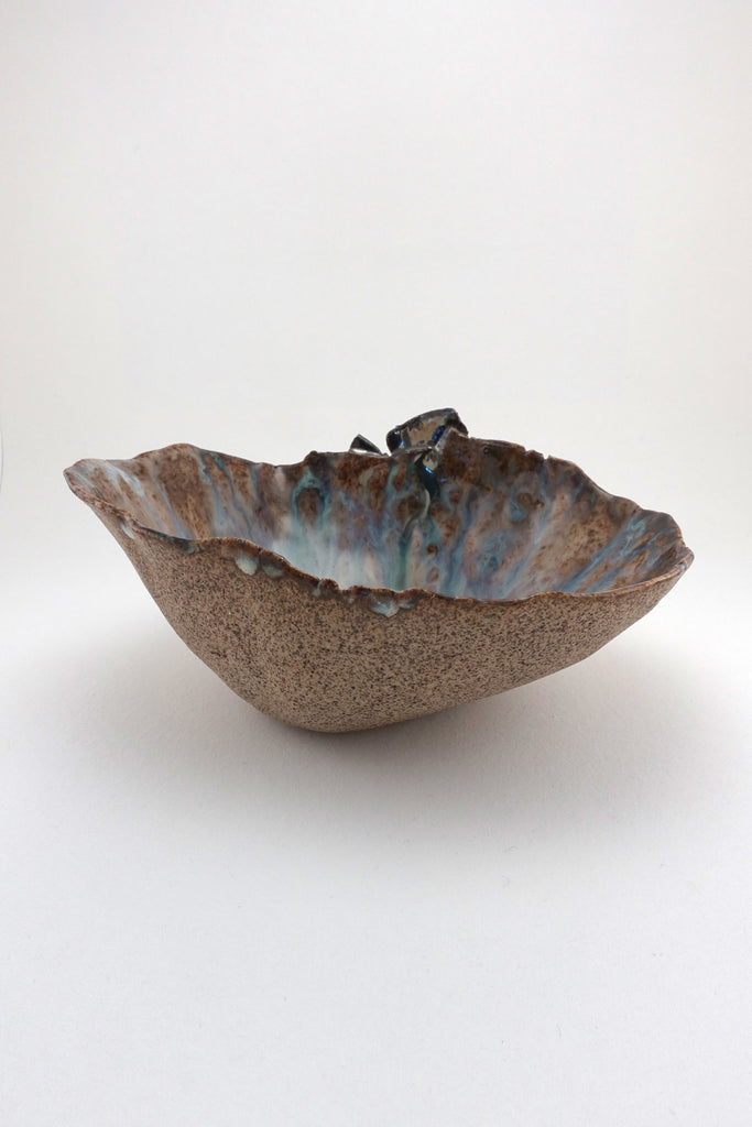 Minh Singer Small Iceland Blue Lagoon Bowl