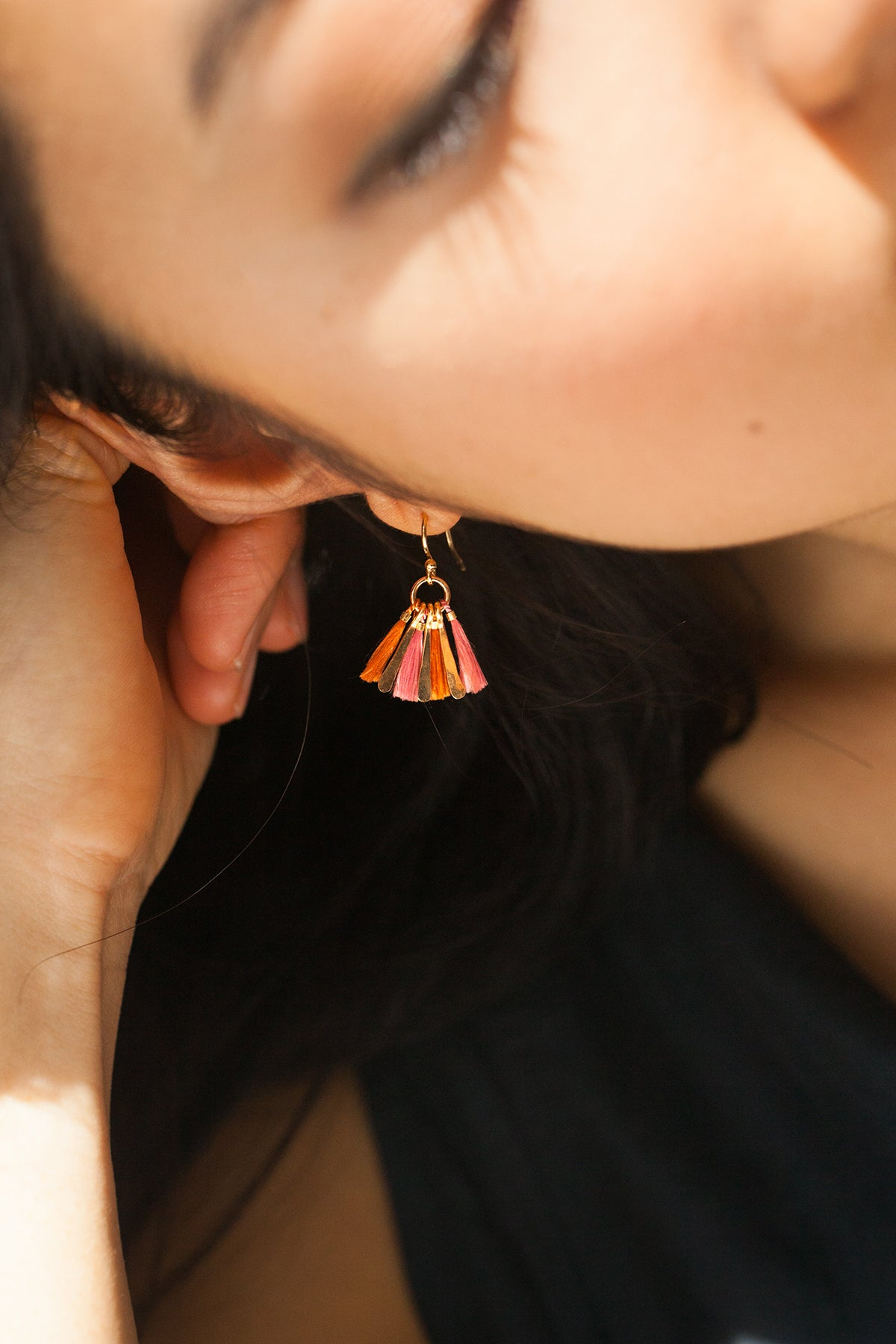 No 3 – Adwa Earrings