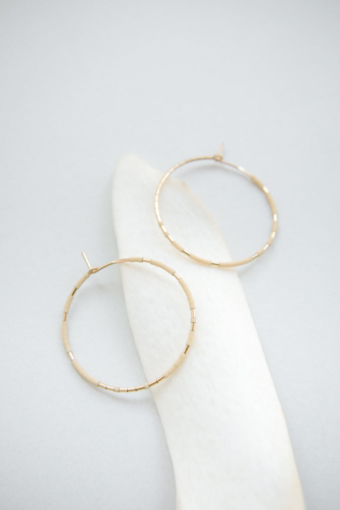 WS - Pan Hoops, Oyster