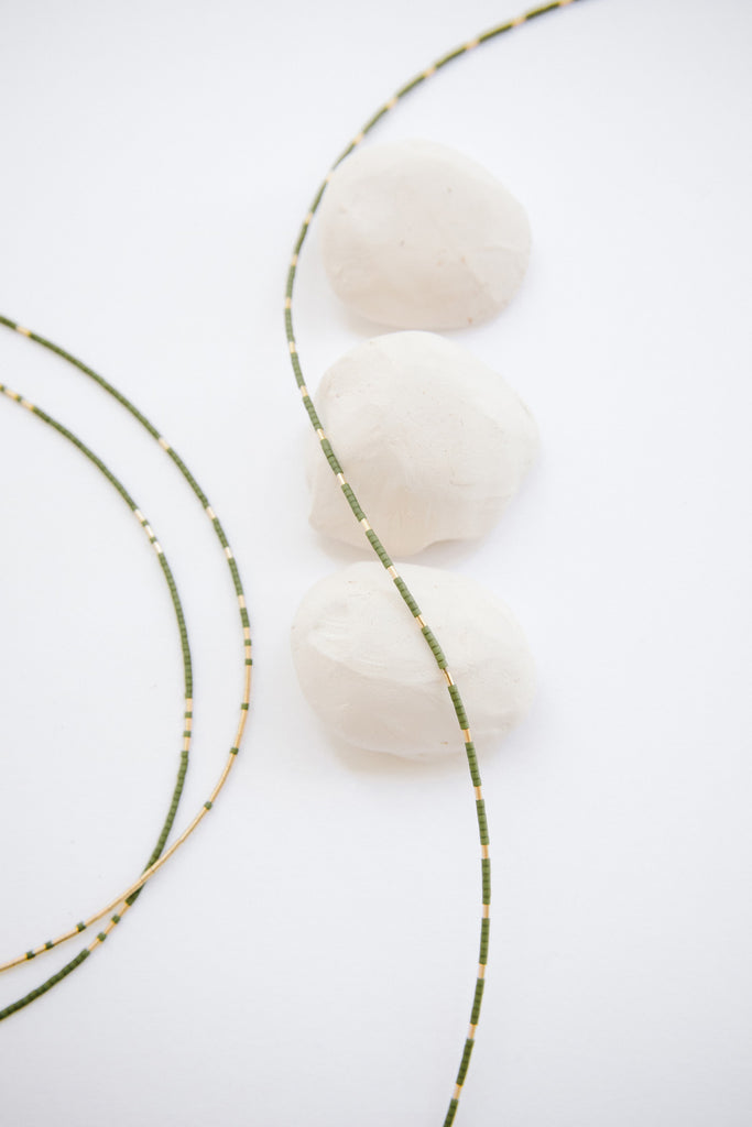 WS - Sao Necklace, Palm