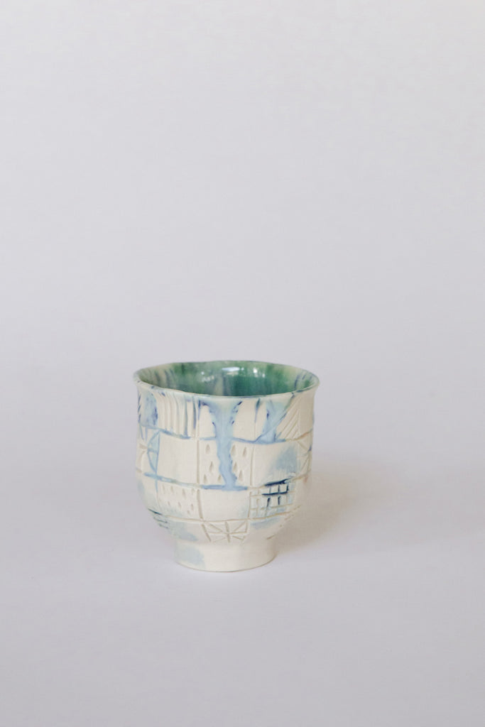 Zephyr Tea Cup by Minh Singer at Abacus Row