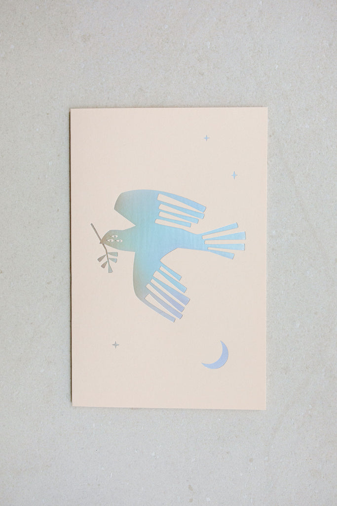Dove Card by NOAT
