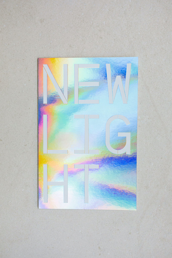 New Light Card from NOAT