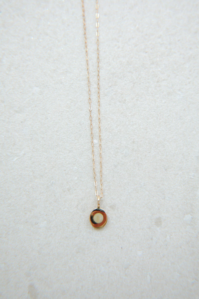 Sea Pendant Necklace by Takara
