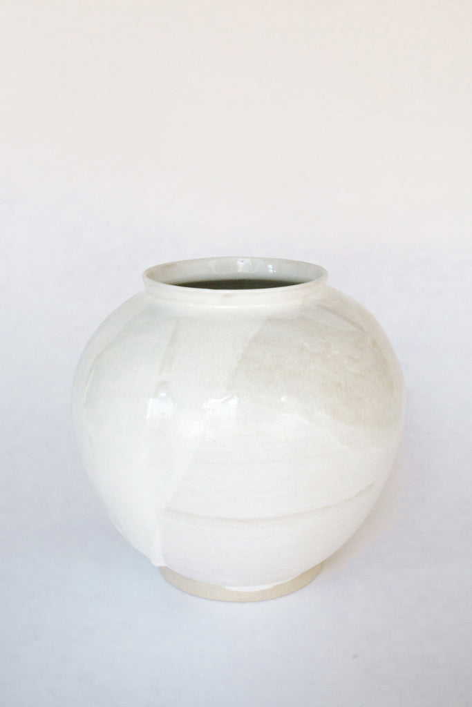 Moon Vase by Yenworks Ceramics