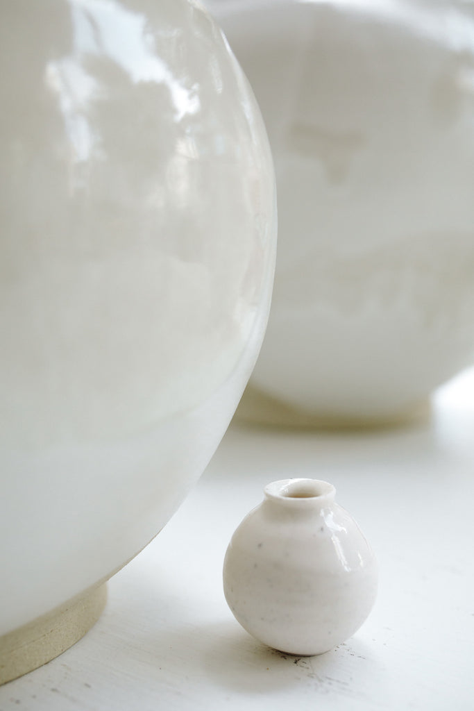 Vases by Yenworks Ceramics