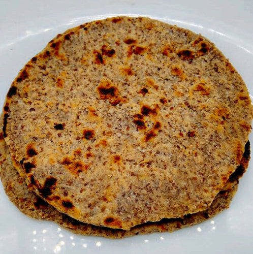 Arrowroot Chapati