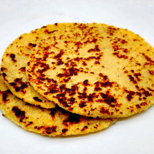 Cauliflower Chapati