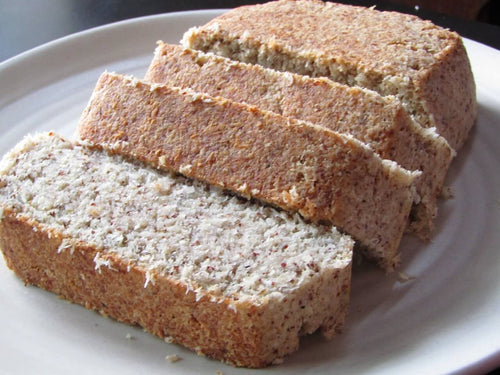 Almond Flax Bread Loaf