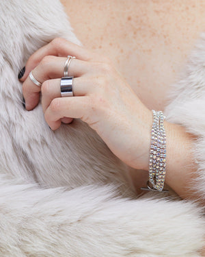 INTUITION STACKER RINGS - set of 3
